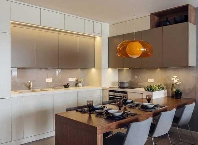 Modne i eleganckie kuchnie dorównują estetyką wykwintnym salonom. Nowoczesne materiały, nietuzinkowa aranżacja,…