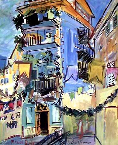 Raoul Dufy ~ Nice