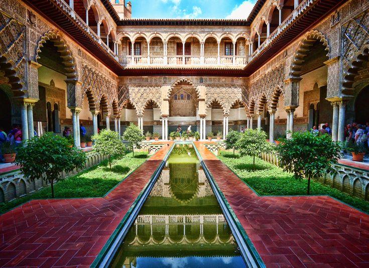 Palace interior (Seville