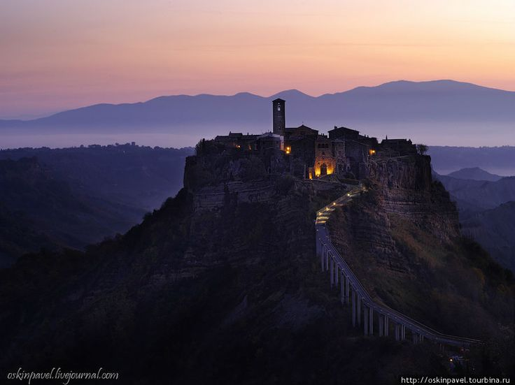 Чивита, Калабрия, Италия