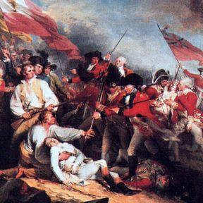 American Revolution - Battle of Bunker Hill