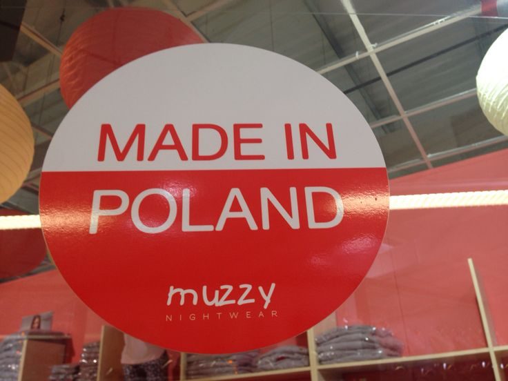 muzzy, muzzy nightwear, made in Poland, producent bielizny nocnej