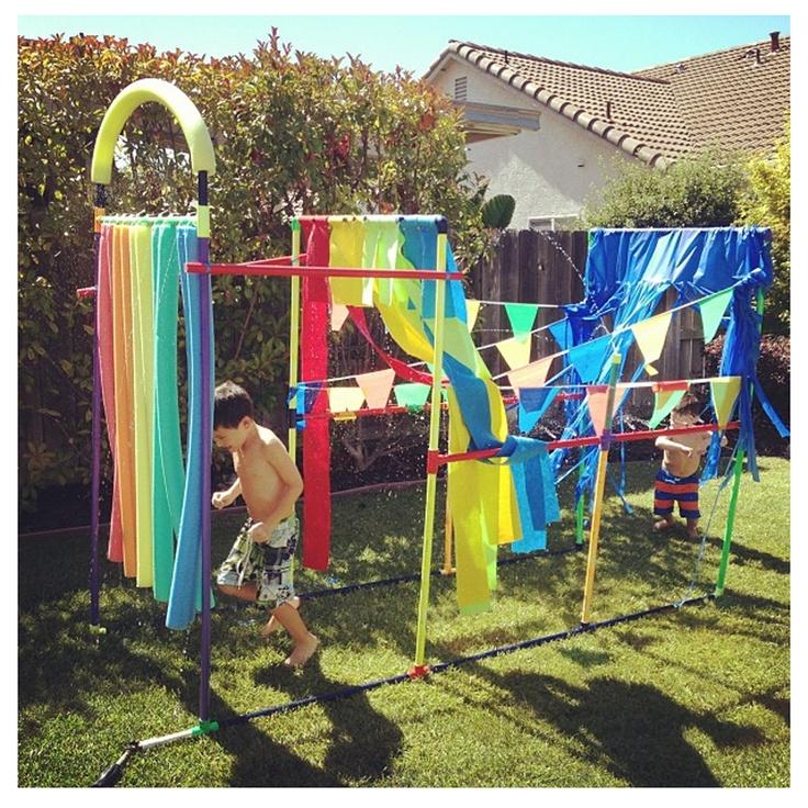 50 Best Images About Splish Splash Backyard Water Play
