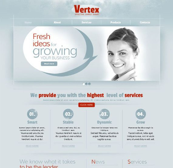 The 25+ best Best free website templates ideas on Pinterest Free - wordpress resume themes