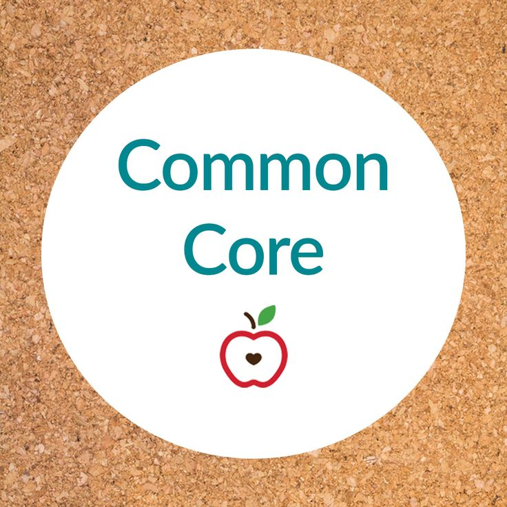 Use our resources to help meet Common Core standards.
