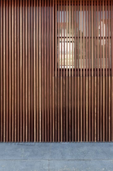 Best 25 exterior wall cladding ideas on pinterest - Wooden cladding for exterior walls ...