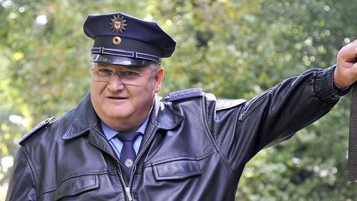 #Polizeiruf Brandenburg Horst Krause als Revierpolizist Horst Krause