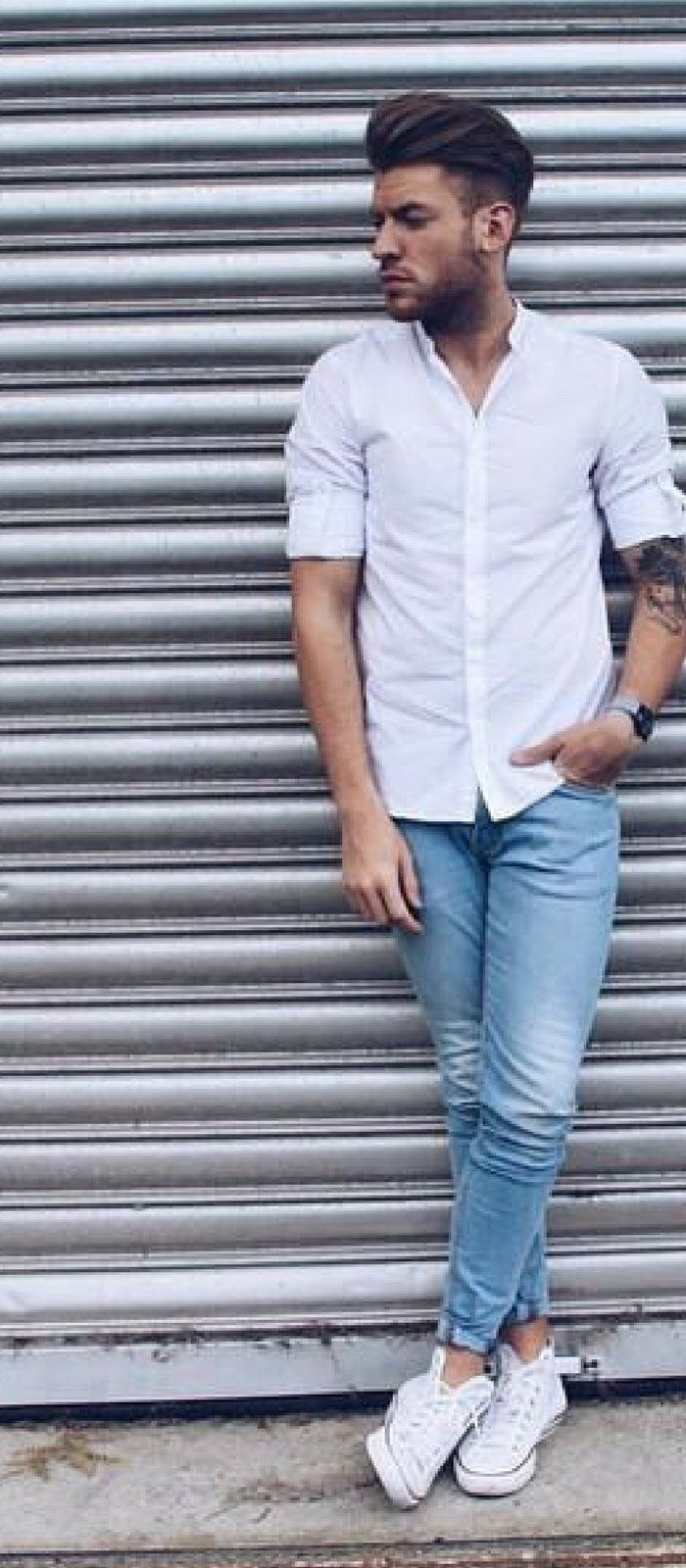 da052d8a7be0 15 Coolest Outfit Ideas For The Summers | ! Men's Fashion, Street ...