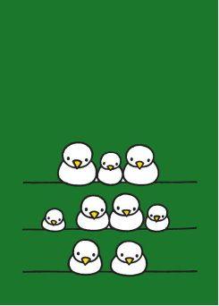 Vogeltjes.