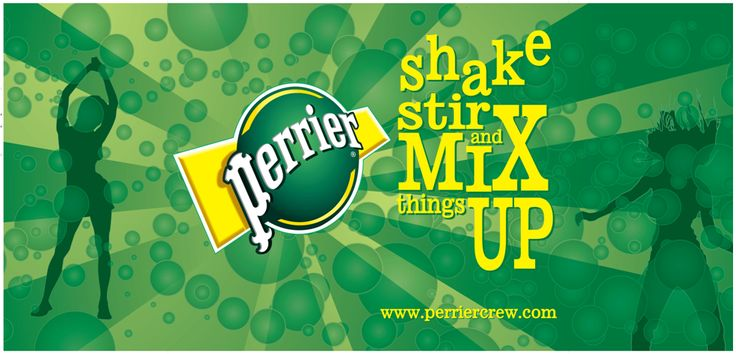#NestleWaters #Perrier Event Display
