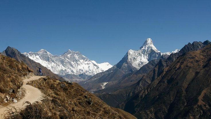 Direktflüge für Trekkingtouristen?: Nepal bekommt einen neuen Flughafen