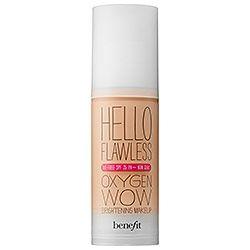 'Hello Flawless!' Oxygen Wow Liquid Foundation - Benefit Cosmetics | Sephora
