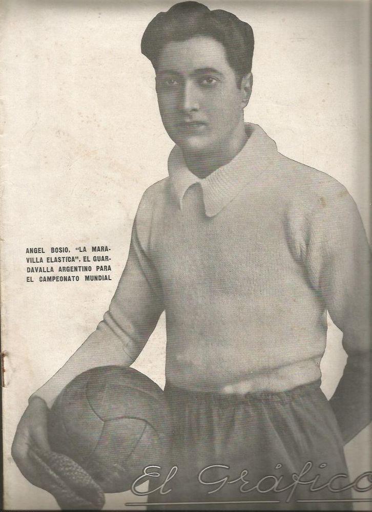 El Grafico Magazine # 574 Uruguay Soccer World Cup 1930 RRR  | eBay