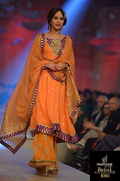 Pakistani Fashion, bridal couture week