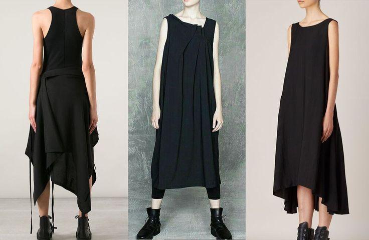 """""""Хиросима-шик"""" — философия чёрного цвета в одежде японского дизайнера Ёдзи Ямамото"""