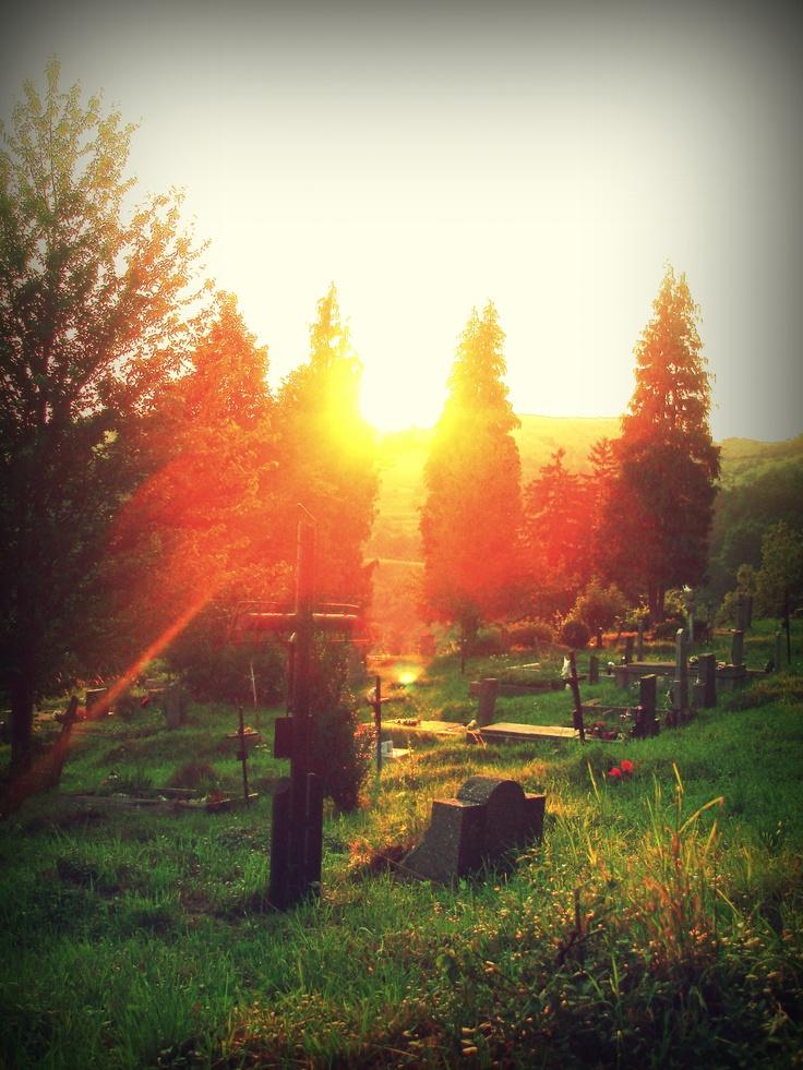cementery in Banska Stiavnica