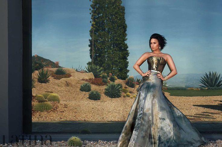 Demi Lovato is Latina Magazine's June/July 2016 Cover Star!                                                                                                                                                      More