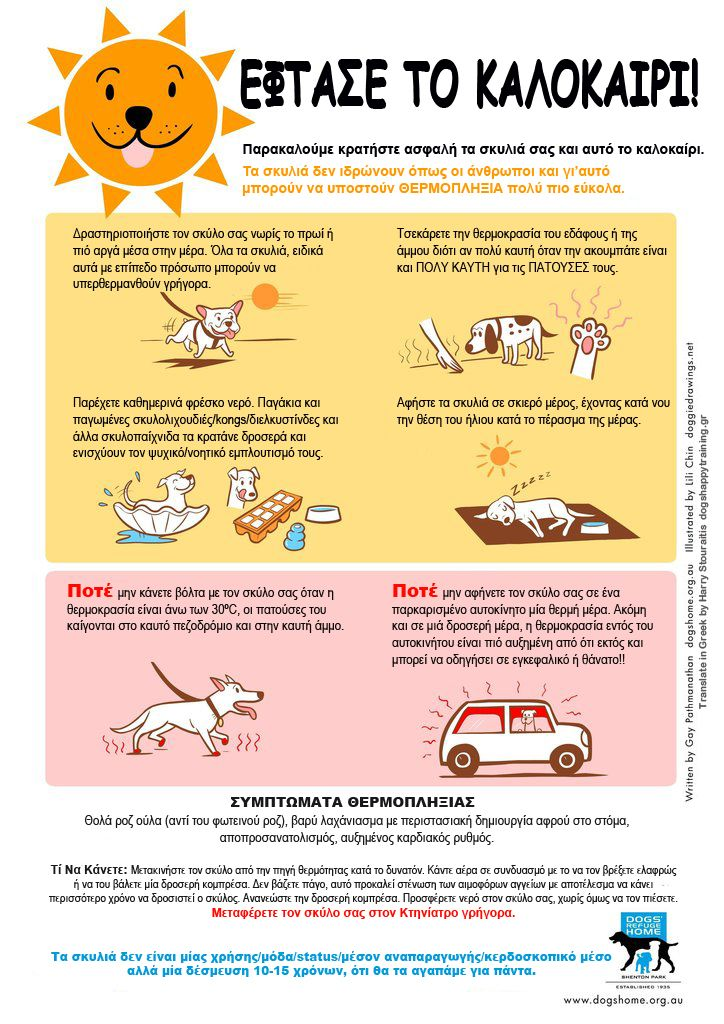 Written by Gay Pathmanathan dogshome.org.au Illustrated by Lili Chin doggiedrawings.net Translate in Greek by Harry Stouraitis dogshappytraining.gr
