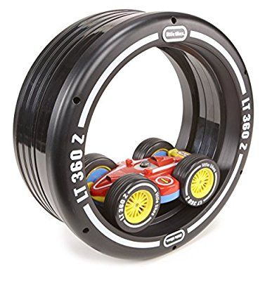 Little Tikes RC Tire Twister Toy