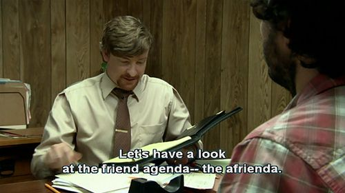 "And a socialite. | 15 Reasons Murray From ""Flight Of The Conchords"" Is Your Spirit Animal"