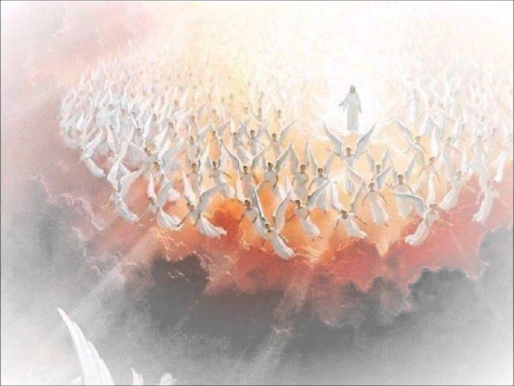 Angeli di luce Come si manifestano gli Angeli