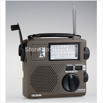 Heart Fm Radio Worldbrand Tecsun Green 88 Dynamo Hand Cranking Fm/Am/Sw Radio Generation Environmental Emergency Flashlight Clock World Series Radio From Hskzhangya, $52.36| Dhgate.Com