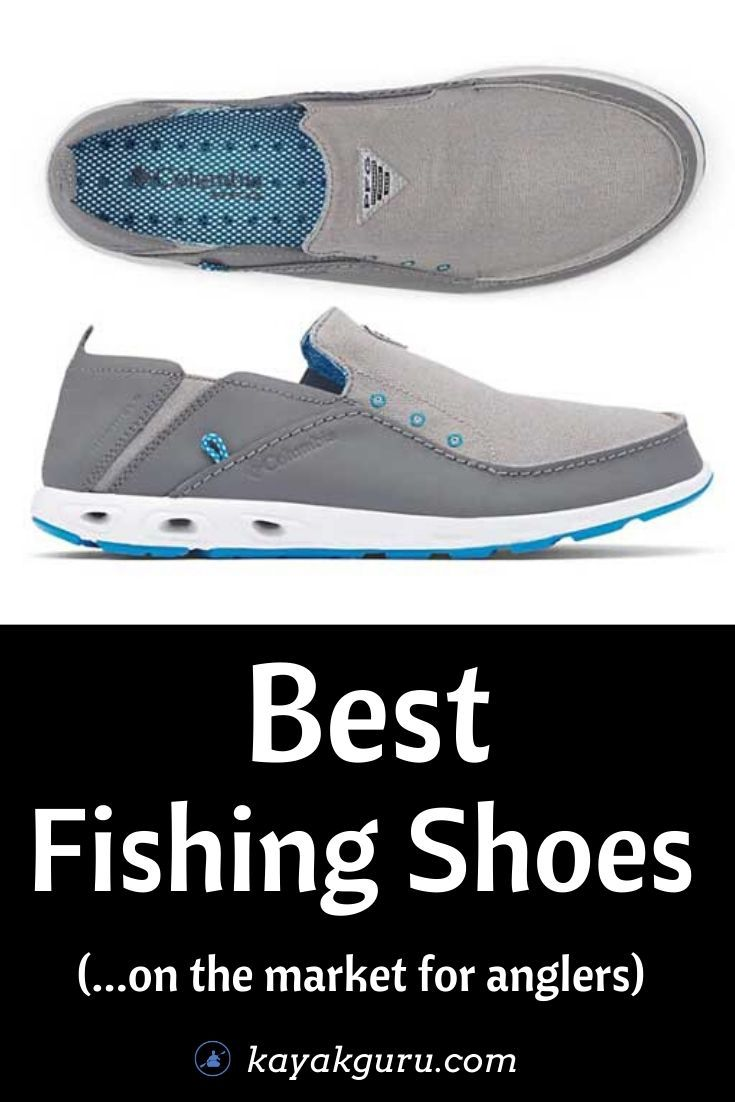 Best Fishing Shoes - Buyer's Guide in