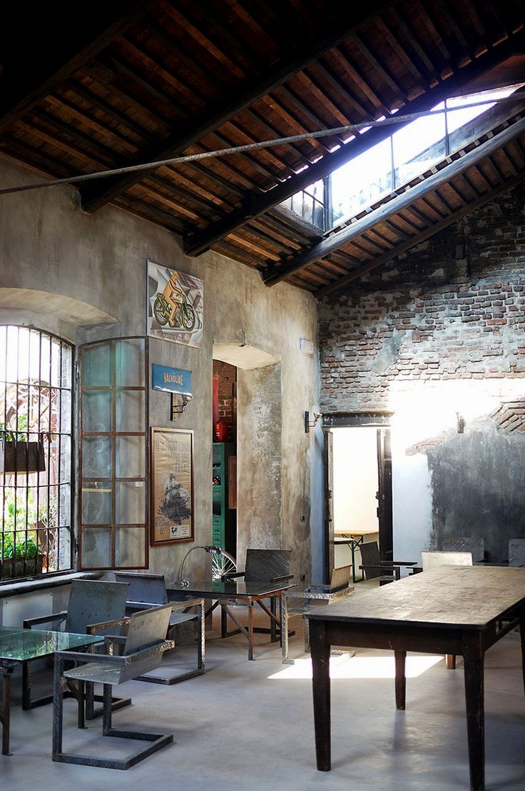 29 Awesome Industrial Vintage Decor Ideas For A Brick Steel Home Vintage Industrial Home Vintage Industrial Design Vintage Industrial Decor Loft Design