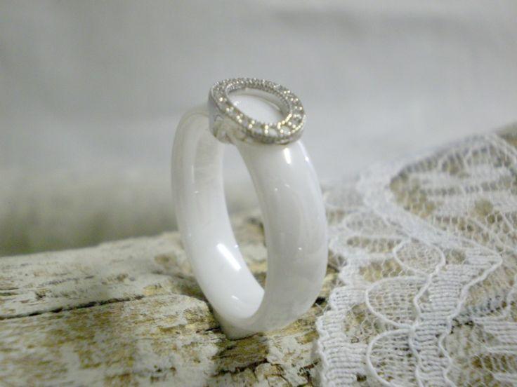 Keramische ring Carina | Keramische sieraden | demakerywebshop