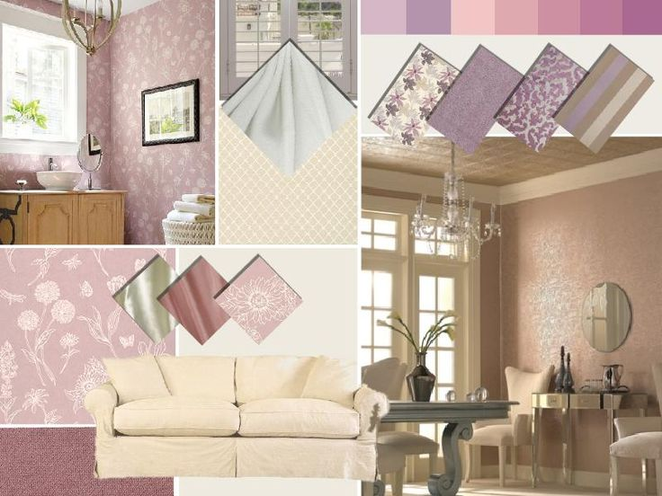 Sensual Old Rose Blush Lilac White Beige Classic Find This Pin And More On Design