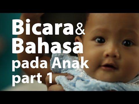 Anak dengan keterlambatan bicara dan bahasa - dr Hardiono - dokter spesialis anak - YouTube