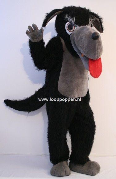 Looppop Wolf. Bijvoorbeeld voor Dierendag of Halloween. Meet & Greet, handjes schudden, knuffelen en op de foto. Iets van u uitdelen kan ook. http://www.looppoppen.nl/Dierenlp.htm