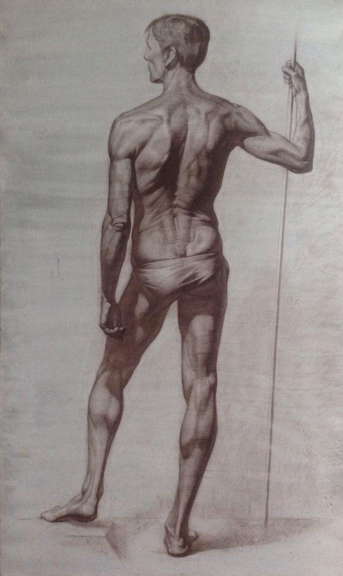 Peter Farrington - 2015 Russian Academy of Art