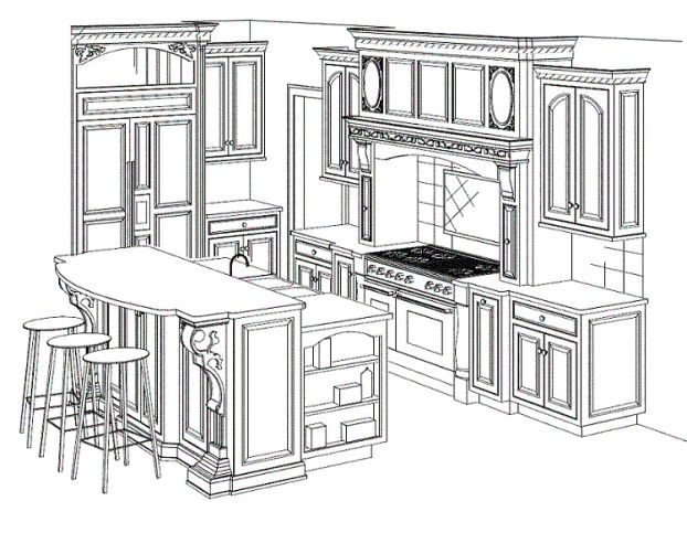 Simple Kitchen Cabinet Plans 96 best kitchen cabinets design ideas images on pinterest