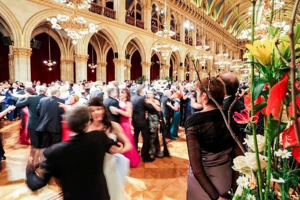 Kartenvorverkauf für den 96. Blumenball im Wiener Rathaus startet!
