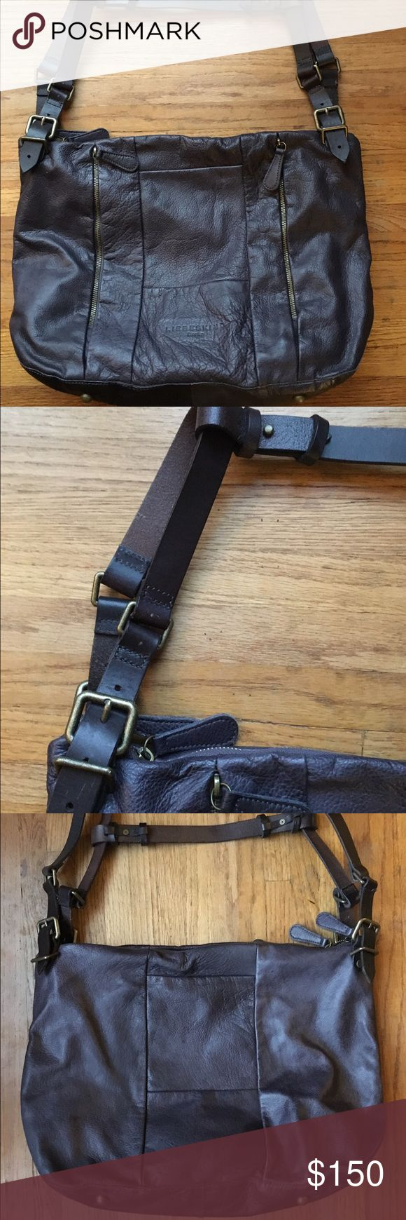 Selling this Liebeskind Berlin Leather Purse on Poshmark! My username is: a2ndhandhome. #shopmycloset #poshmark #fashion #shopping #style #forsale #Liebeskind #Handbags