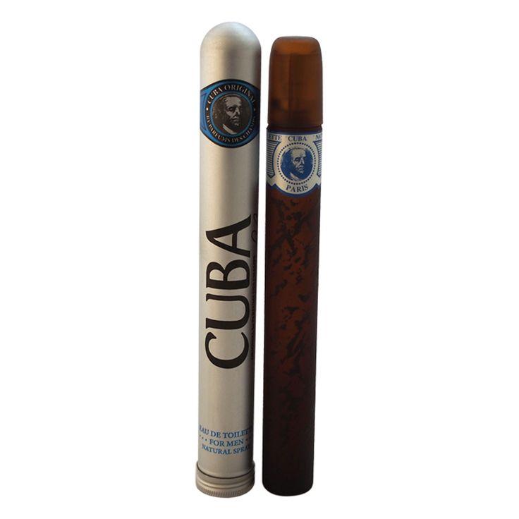 Cuba Red By Cuba Edt Spray For Men 1 15 Oz Eau De Toilette Perfume Design Cuba