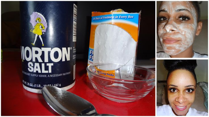 Saw this blackhead removal remedy on Pinterest and tried it today. My pores weren't too clogged, but the results were still fantastic. Mix your face wash with 1 tablespoon of baking soda  and 1 teaspoon of table salt. Apply with a cotton ball and let it sit for 5 minutes. Wipe off and rinse until mask is completely removed.