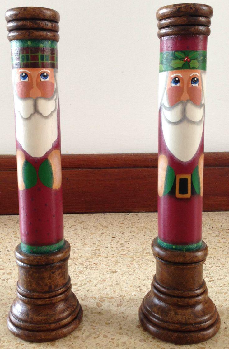 Candelabros Santa