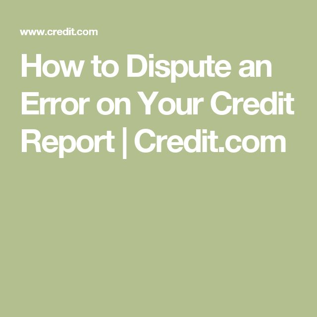 Best 25+ Dispute credit report ideas on Pinterest Credit dispute - sample credit report