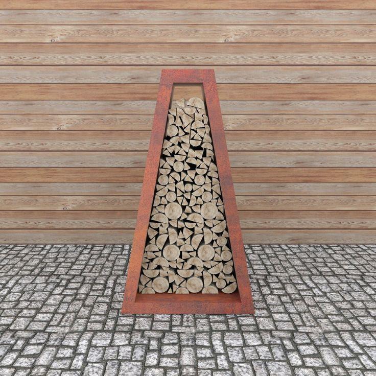 Wood Storage II  Wood storage unit for Quadro Line