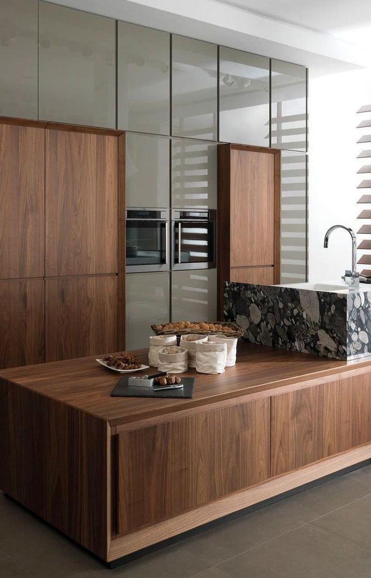 44 Best Best Trends In Kitchen Design Ideas For 2019 Part 30 Design Ideas Kitchen Part Trends Kuchendesign Modern Moderne Kuchenideen Moderne Kuche
