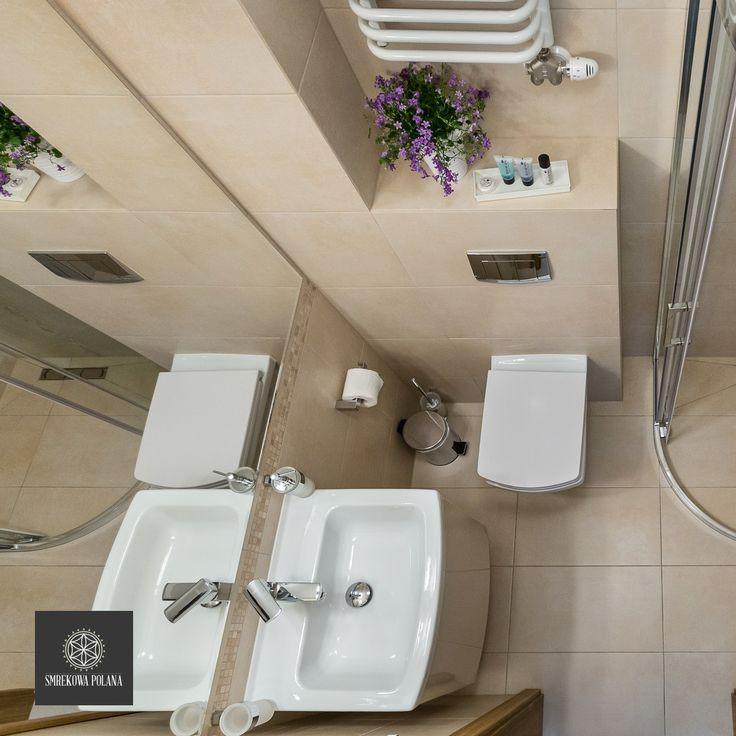 Apartament Świerkowy - zapraszamy! #poland #polska #malopolska #zakopane #resort #apartamenty #apartamentos #noclegi #bathroom #łazienka