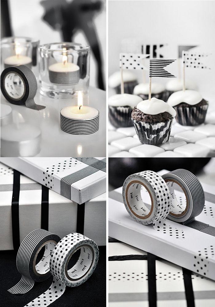 10 besten black white party bilder auf pinterest deko. Black Bedroom Furniture Sets. Home Design Ideas