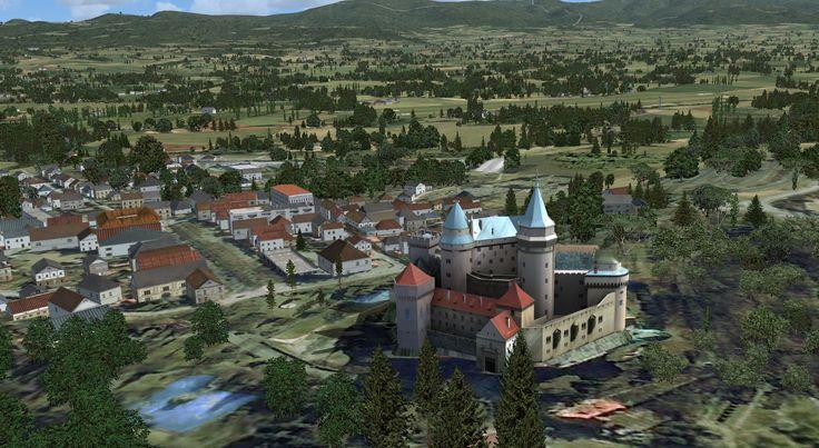 LocalScenery | Microsoft Flight Simulator addon scenery