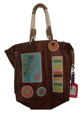 Mi-baroudeur, mi-ludique, ce sac signé Barbara Rihl est à adopter