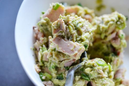 Avoado Tuna Salad Recipe - DC Girl in Pearls Life + Style Blog