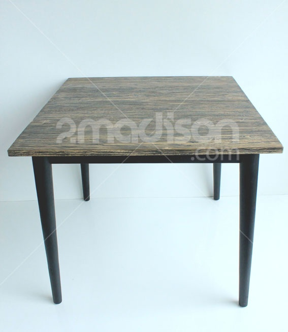 Retro Wooden Dining Table  www.2madison.com  Designer : Madison  Collection : The Soho Series