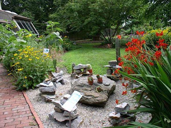 Letu0027s Rock!: 20 Fabulous Rock Garden Design Ideas