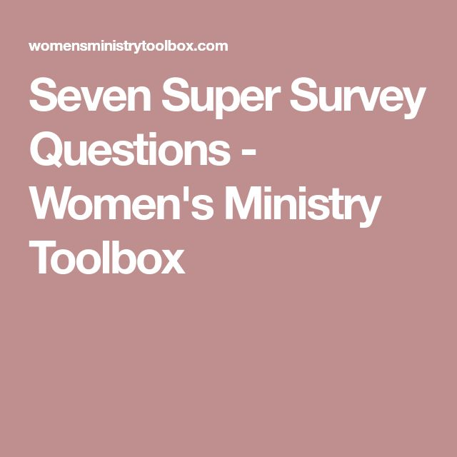25+ ide terbaik Survey questions di Pinterest - student survey template